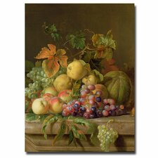 """A Fruit Still Life"" Canvas Art"
