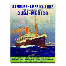 "<strong>Trademark Fine Art</strong> ""Cuba-Mexico, 1899"" Canvas Art"