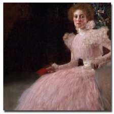 "<strong>Trademark Fine Art</strong> ""Sonja Knip, 1898"" Canvas Art"