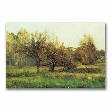 "<strong>Trademark Fine Art</strong> ""Autumn Landscape"" Canvas Art"
