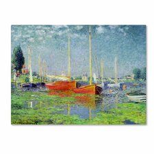 "<strong>Trademark Fine Art</strong> ""Argenteuil"" Canvas Art"