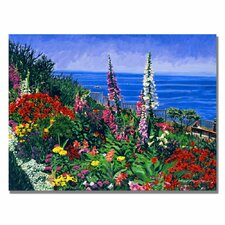 <strong>Trademark Fine Art</strong> 'Laguna Niguel Summer' Canvas Art