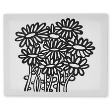 """Daisy Flowers"" Coloring Canvas Art"