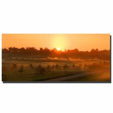<strong>Trademark Fine Art</strong> 'Kentucky Sunrise 2' Canvas Art