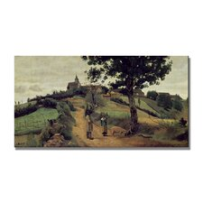 "<strong>Trademark Fine Art</strong> ""Saint Andre En Morvan"" Canvas Art"