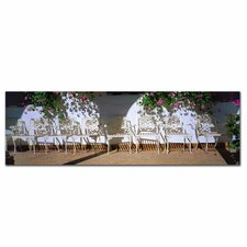 <strong>Trademark Fine Art</strong> 'Spanish Chairs' Canvas Art