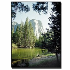<strong>Trademark Fine Art</strong> 'Yosemite IV' Canvas Art