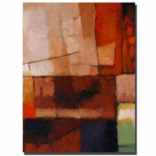 <strong>Trademark Fine Art</strong> 'Elements' Canvas Art