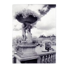 <strong>Trademark Fine Art</strong> 'Jardin du Luxembourg' Canvas Art