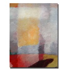 'Abstract Landscape' Canvas Art