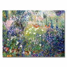 <strong>Trademark Fine Art</strong> 'Garden in Maui' Canvas Art