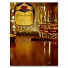 <strong>Trademark Fine Art</strong> 'Whiskey for the Soul' Canvas Art