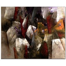 <strong>Trademark Fine Art</strong> 'Abstract II' Canvas Art