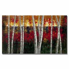 'Autumn' by Rio on Painting Print Canvas