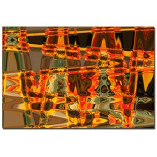 <strong>Trademark Fine Art</strong> 'Sunflowers Abstract' Canvas Art