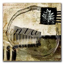 <strong>Trademark Fine Art</strong> 'Planta I and II' Canvas Art