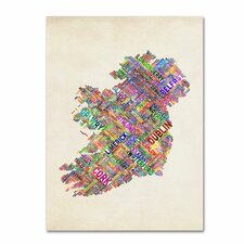 'Ireland II' Canvas Art