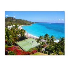 <strong>Trademark Fine Art</strong> 'Virgin Islands 5' Canvas Art