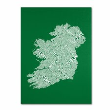 <strong>Trademark Fine Art</strong> 'Ireland IX' Canvas Art