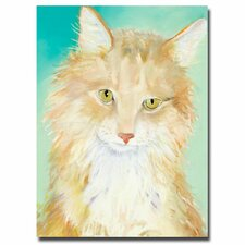 <strong>Trademark Fine Art</strong> 'Willard' Canvas Art