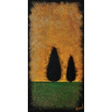 <strong>Trademark Fine Art</strong> 'Tree II' Canvas Art