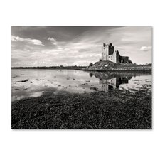 <strong>Trademark Fine Art</strong> 'Irish Castle' Canvas Art