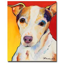 <strong>Trademark Fine Art</strong> 'Polly' Canvas Art