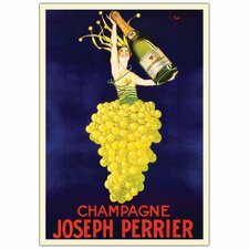 <strong>Trademark Fine Art</strong> 'Champagne Joseph Perrier' Canvas Art