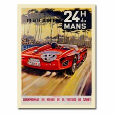 <strong>Trademark Fine Art</strong> '24 Dumans' Canvas Art