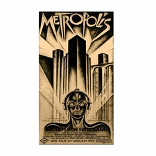 <strong>Trademark Fine Art</strong> 'Metropolis' Canvas Art