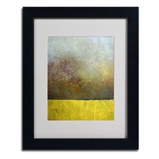 "<strong>Trademark Fine Art</strong> ""Earth Study II"" Framed Art"
