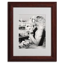 "<strong>Trademark Fine Art</strong> ""Guardian Angel"" Matted Framed Art"