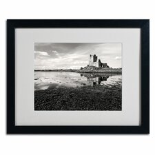 """Irish Castle"" by Pierre Leclerc Framed Photographic Print"