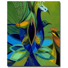 <strong>Trademark Fine Art</strong> 'Exotic Nature' Canvas Art