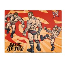 WWE Randy Orton Kids Canvas Art