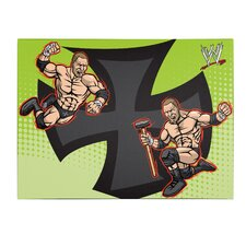 WWE Triple H Kids Canvas Art