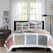 Dylan 2 Piece Twin Quilt Set
