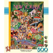 Children's Playland 500-Piece Puzzle