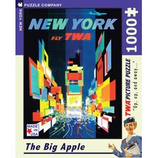 <strong>New York Puzzle Company</strong> New York 1000-Piece Puzzle