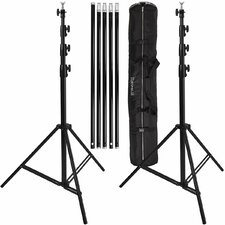 <strong>Ravelli</strong> Photo Video Backdrop Stand Set