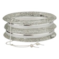 Four Seasons L'Inverno II Bangle (Set of 5)