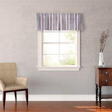 "Melinda Stripe 52"" Curtain Valance"