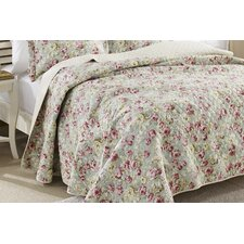 Bloomsbury Reversible Cotton Quilt