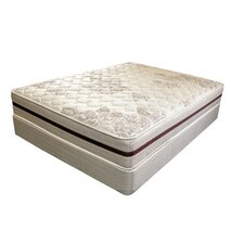"Imperial Firm 12"" Gel Memory Foam Mattress"