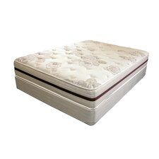 "Tribeca Plush Flare 12"" Gel Memory Foam Mattress"