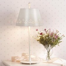 "Abby 22.5"" H Table Lamp with Empire Shade"