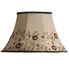 "13"" Amelia Linen Empire Lamp Shade"