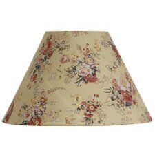 "14.5"" Angelica Cotton Empire Lamp Shade"