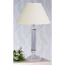 Battersby Table Lamp with Calais Shade