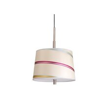 <strong>Laura Ashley Home</strong> Camden 1 Light Drum Pendant